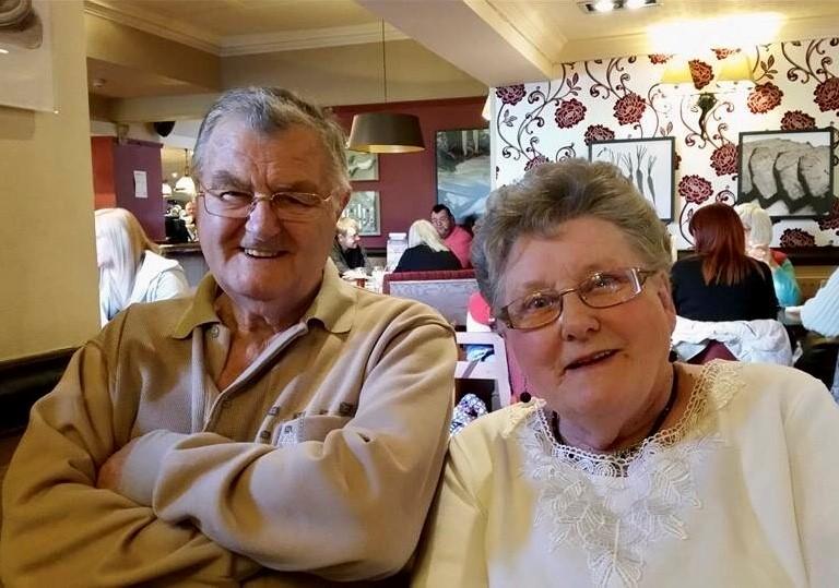 Trish Nan and Grandad
